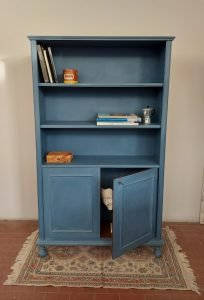 libreria blu dopo
